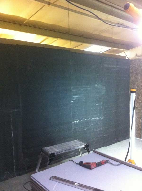 Stage 7 - Acoustic shield 10 (AS10) being installed